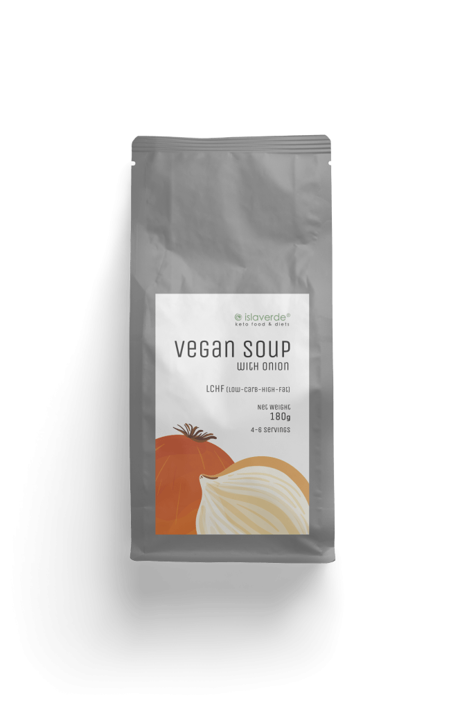 Vegan Soup With Onion
